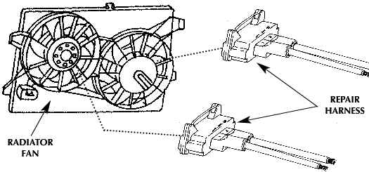 1996 Ford Contour Radiator Diagram - Wiring Diagrams List Fans For Ford Contour Wiring Diagram on